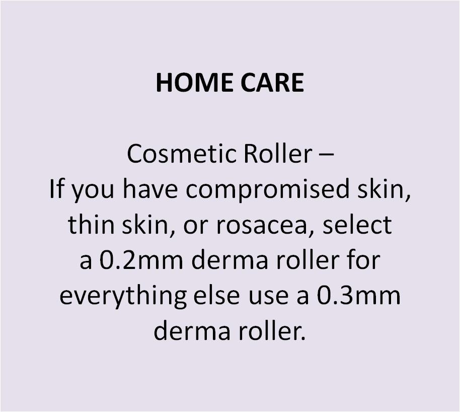Derma Roller Systems Sa Effective Skin Regeneration For All Skin