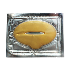 Plump Lip Crystal 24K Gold Collagen Lip Mask
