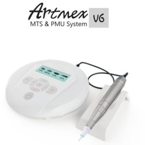 V6 Artmex Permanent Makeup & Micro Needling Device
