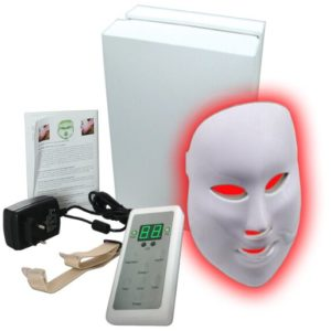 LED Light Therapy Mask – Facial Skincare Mask