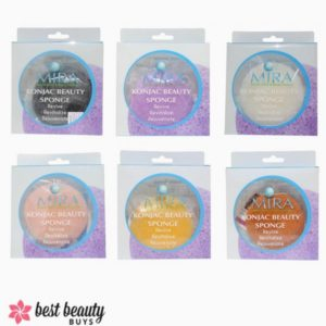 MIRA Konjac Beauty Sponges