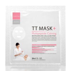 TT Synergy Multipeptide Calming Revitalising Bio Cellulose Mask