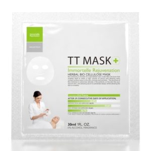 TT Synergy Immortelle Rejuvenation Herbal Bio Cellulose Mask