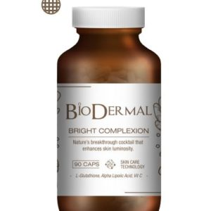 BIODERMAL BRIGHT COMPLEXION 90 CAPSULES