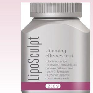 LipoSculpt Slimming Effervescent – 250g