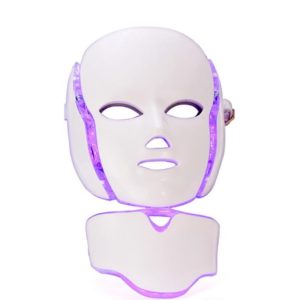 LED Face Mask with Neck piece