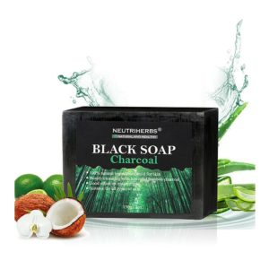 Neutriherbs Activated Charcoal Soap