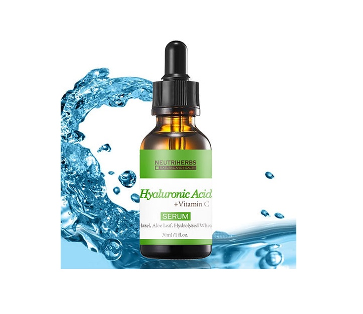 1db8981caf1 Neutriherbs Hyaluronic acid serum with Vitamin C Serum 30ml - Derma ...