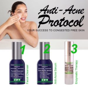 biomedical acne protocol