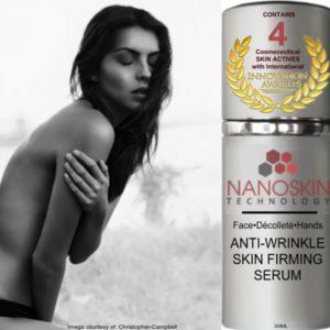 Nanoskin Anti-wrinkle skin firming