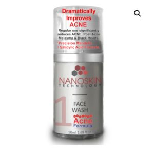 Nanoskin Face Wash Acne