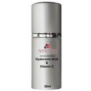 Nanoskin HA & Vitamin C Serum