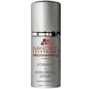 Nanoskin Microneedling Vitamin C + HA