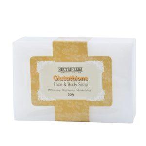 Neutriherbs Glutathione soap