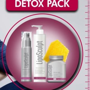 LipoSculpt Detox Pack