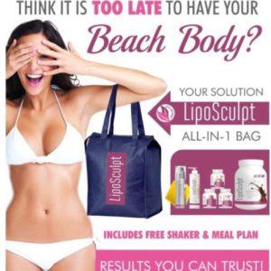 Liposculpt all-in-1 bag