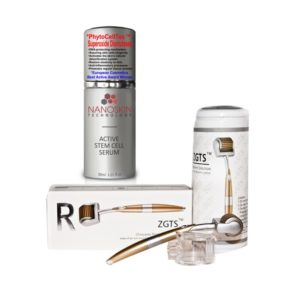 Nano Skin Stem Cell Combo Set