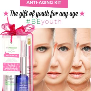 Biomedical Anti-aging kit