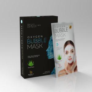 Oxygen Bubble Mask Aloe
