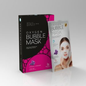 Oxygen Bubble Mask Lavender