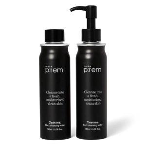 MakePrem_Black_Cleansing_Water set