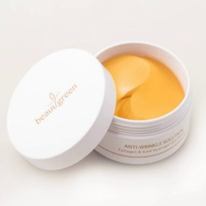 Beauugreen Collagen-Gold-Hydrogel-Eye-Patch