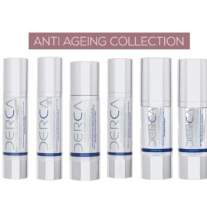 Derca Anti-aging Collection combo