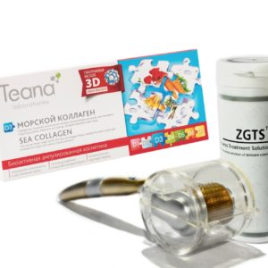 Teana Sea Collagen ZGTS Combo
