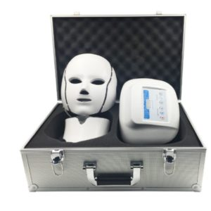 DPT LED MASK IN CASE