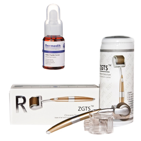 Copper Peptide Combo Set