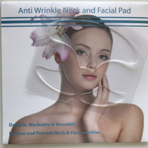 Silicone Forehead and eye pads