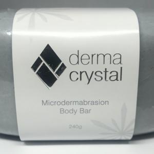 dermacrystal soap