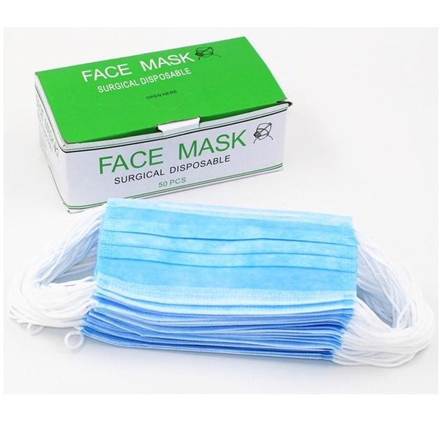 3ply Surgical Surgical Mask 50pcs 3ply 50pcs Surgical 3ply Mask Mask 50pcs Surgical Mask 3ply