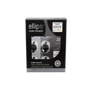 ellips Shiny Black (Box of 12)