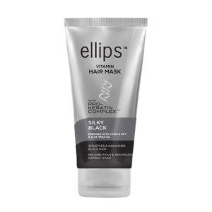 ellips Shiny Black Hair Mask